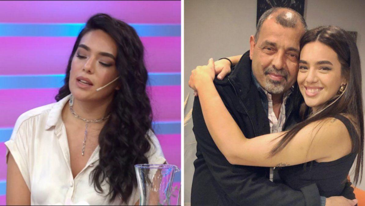 El papá de Ángela Leiva está en coma farmacológico consecuencia del covid-19