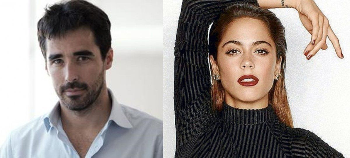 ¡Romance explosivo! Nacho Viale y Tini Stoessel, juntos
