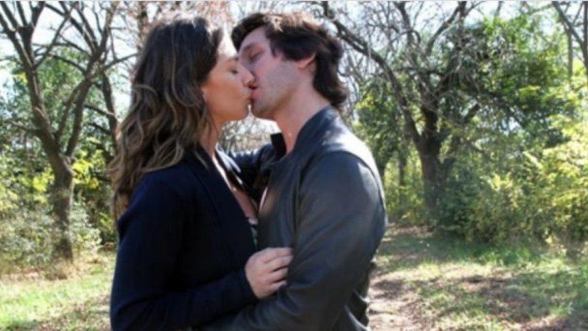 Romina Gaetani confesó que Benjamín Vicuña fue el actor que mejor la besó