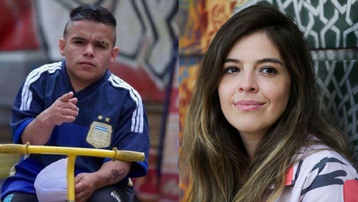 Brian Buley criticó que Dalma Maradona se sume a El marginal