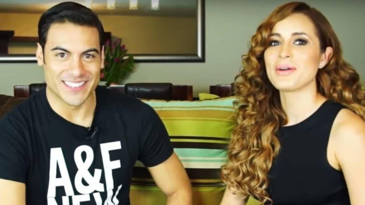 Cynthia Rodríguez asegura que Carlos Rivera es el amor de su vida