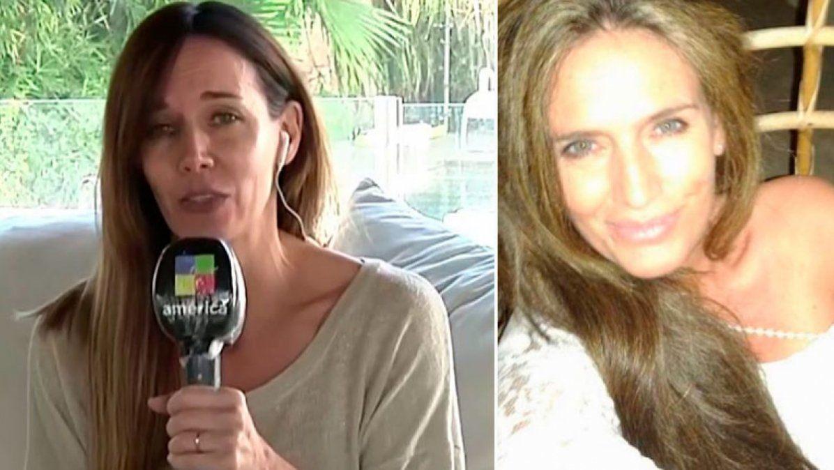 La mujer de Guillermo Andino habló sobre la trágica muerte de su hermana