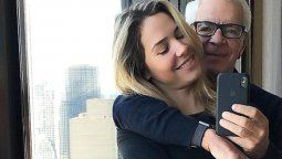 Eduardo Costantini con su esposa Elina Costantini. Se llevan 44 años.