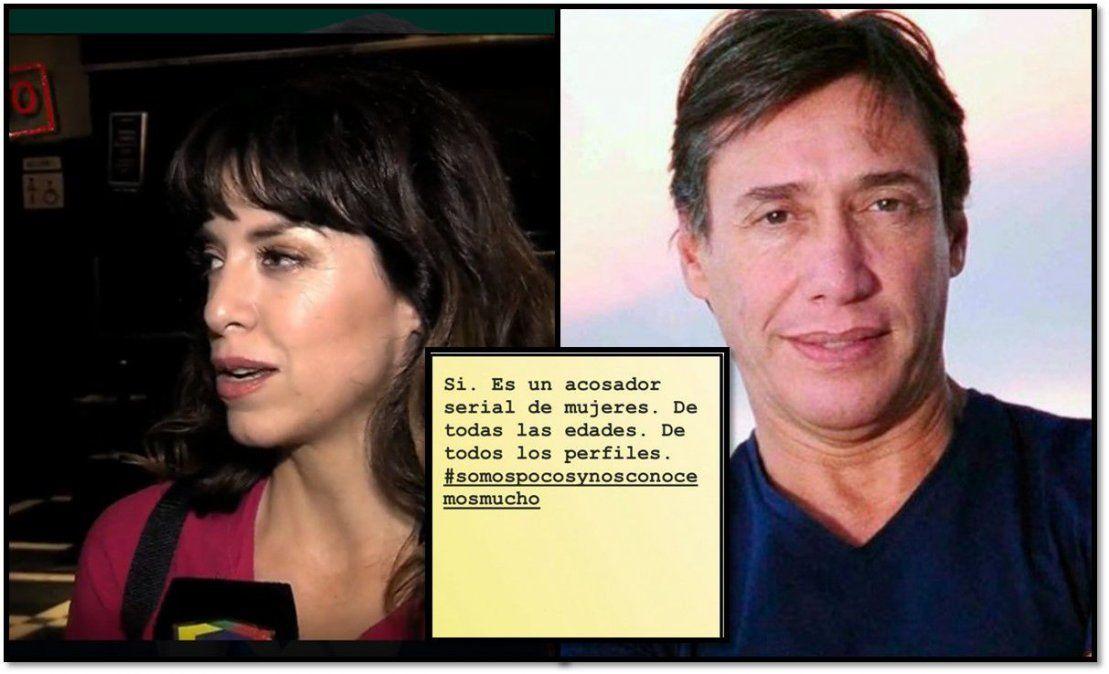 La palabra de Mercedes Funes sobre la denuncia de acoso a Fabian Gianola