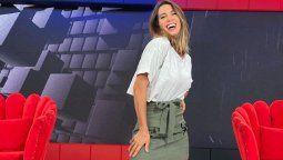 Cinthia Fernández admitió que le dio miedo participar en el Cantando