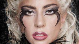¡Su refugio! Lady Gaga usó el maquillaje para superar la tristeza