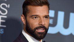 La postal de Ricky Martin que causó furor en Instagram