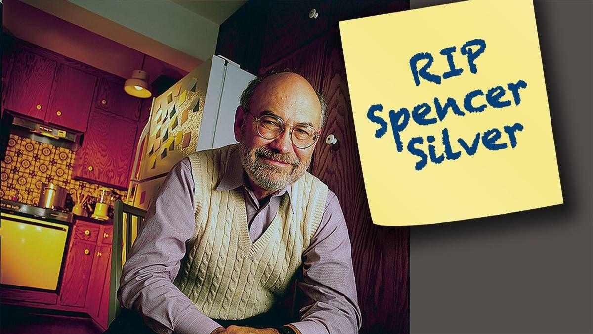 Murió Spencer Silver, creador de los Post-it