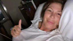 Celina Rucci reveló la lección que aprendió tras padecer cáncer