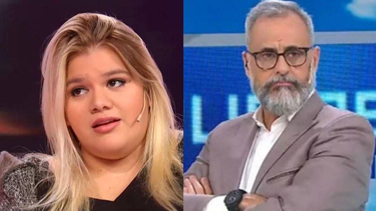 Jorge Rial evidenció la relación entre su esposa y su hija More Rial