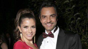 La discusión entre Eugenio Derbez y su esposa que casi provoca un accidente de auto