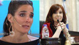 Me daría mucho miedo: Juana Viale sobre la posibilidad de tener a Cristina Fernández como invitada