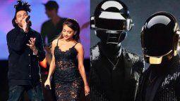¿Por qué solo The Weeknd? Ariana Grande y Daft Punk, ausentes del Super Bowl