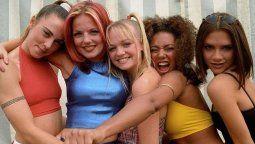 Spice girls quieren relanzar Wannabe