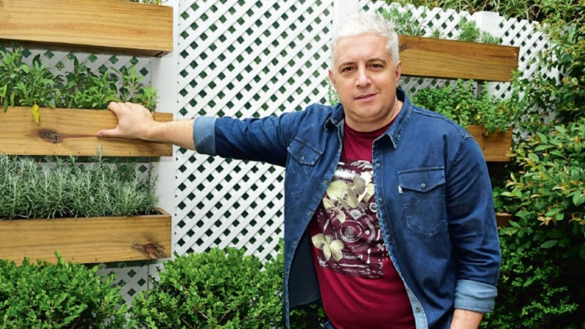 Mariano Peluffo rememoró la visita de Maradona a GH