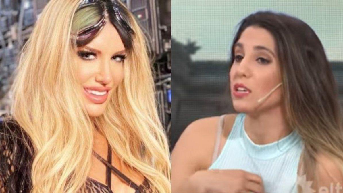 Cinthia Fernández otra vez contra Luciana Salazar
