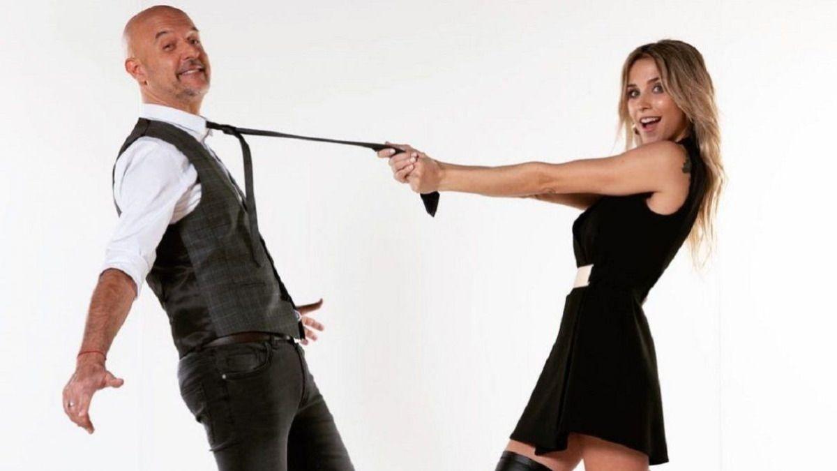 El Pelado López y Soledad Fandiño conducen el ciclo Santo Sábado por la pantalla de América