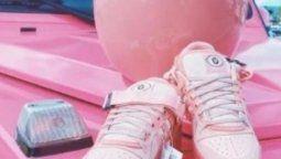 Las increíbles zapatillas de Bad Bunny y Adidas para esta temporada