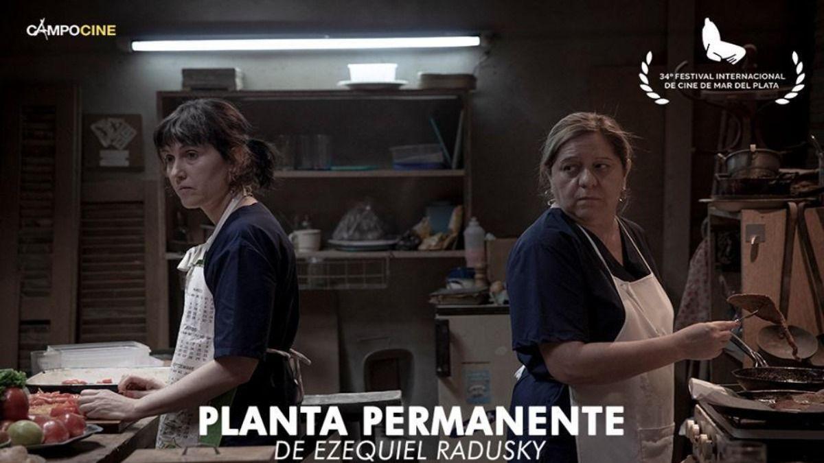 La película Argentina Planta permanente se llevó El Colón de Oro a la mejor cinta en el festival de Huelva