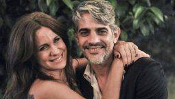 Nancy Dupláa y su tierna publicación para felicitar a su marido Pablo Echarri