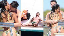 FOTOS: Escandalosas vacaciones de Lionel Messi y Luis Suárez