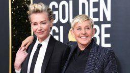 ¡Con ella! Esposa de Ellen DeGeneres la defiende de acusaciones en su contra