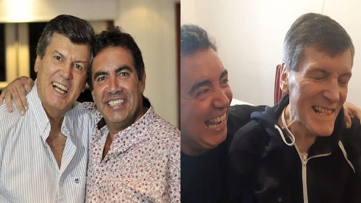 La reacción de Diego Pérez al enterarse de la muerte de Carlín Calvo