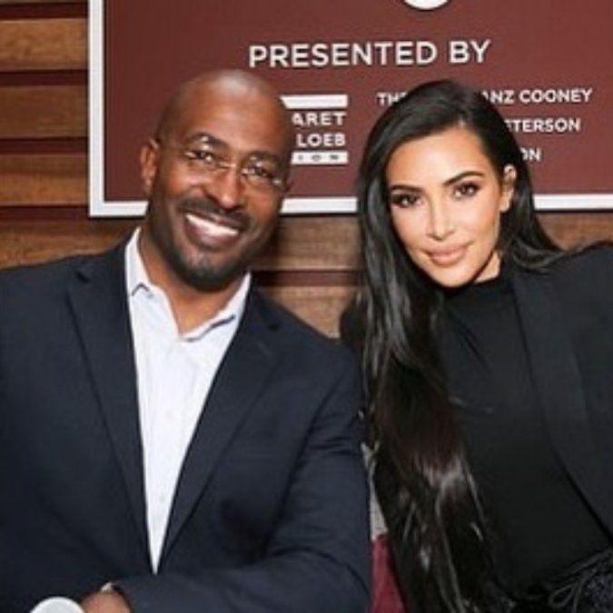 ¿Otro hombre? Kim Kardashian estaría con un periodista