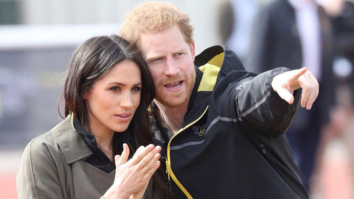 El desplante real de Meghan Markle y el príncipe Harry