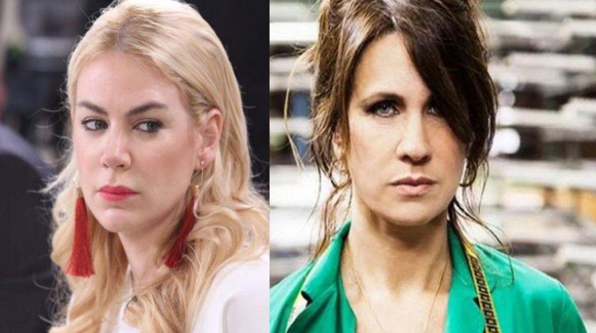 Esmeralda Mitre arremetió contra Nancy Dupláa por un tweet contra su hermana y su familia: Conmigo mucho cuidado