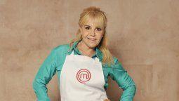 Claudia Villafañe recibió la peor devolucion en el primer programa de Masterchef Celebrity
