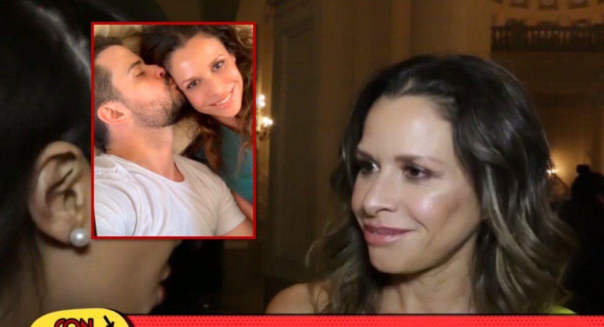 Julieta Ortega confirmó su romance con el ex yerno de Cristina Kirchner: Estoy muy enamorada