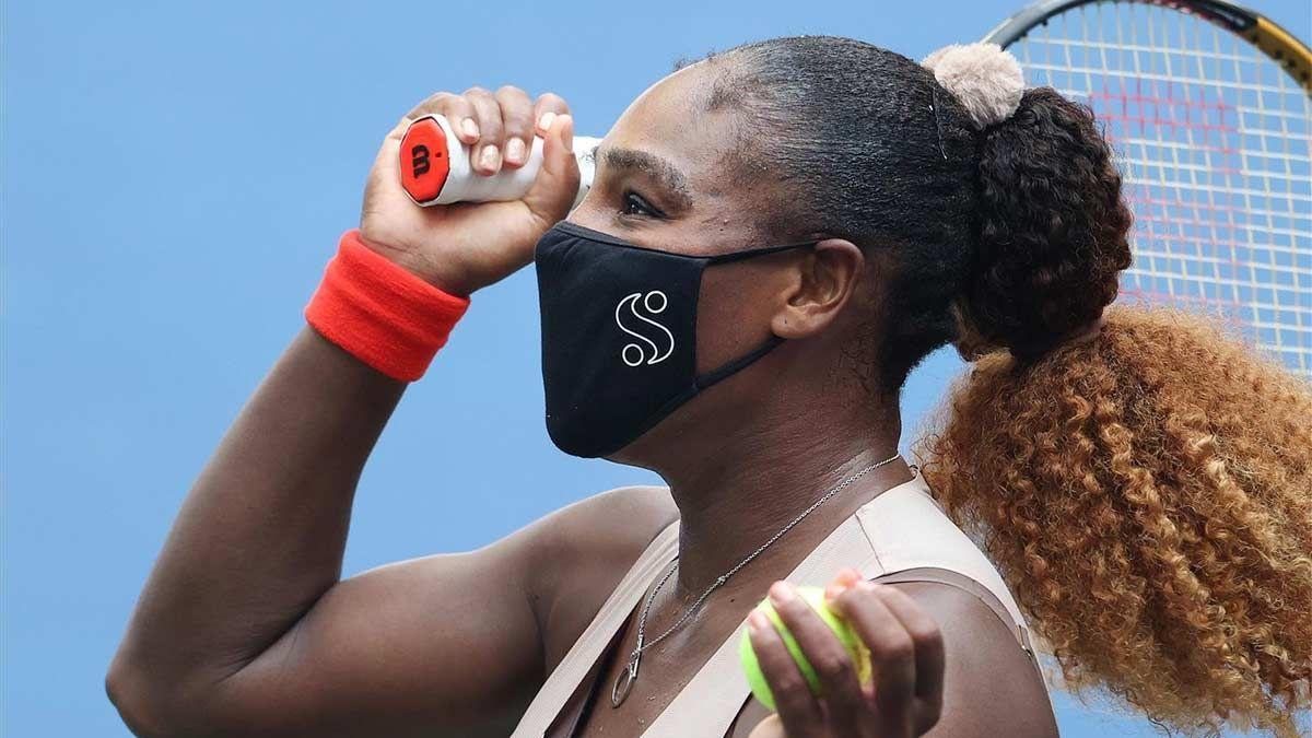 ¡Troglodita! Serena Williams fue víctima de insultos racistas