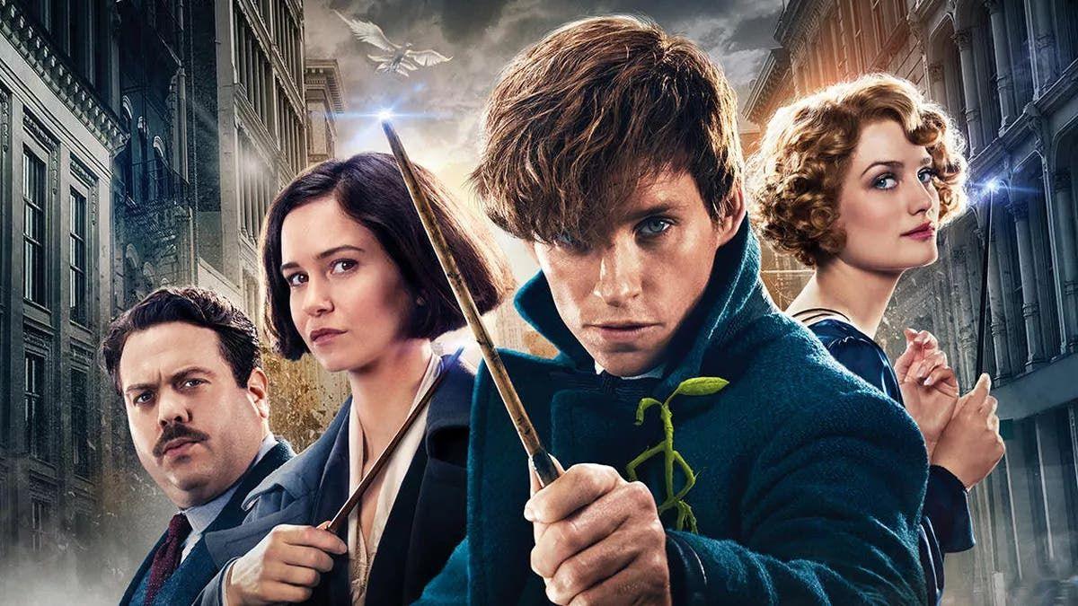 El spin off de Harry Potter