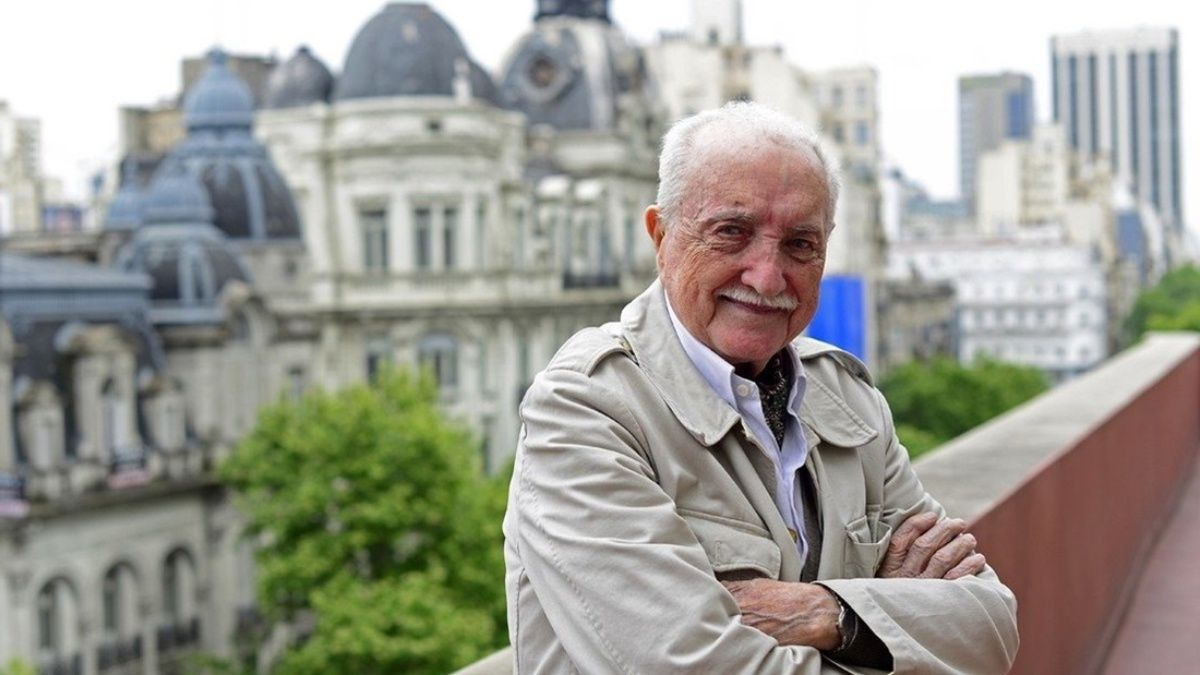 Murió José Martínez Suárez, reconocido director de cine y hermano de Mirtha Legrand