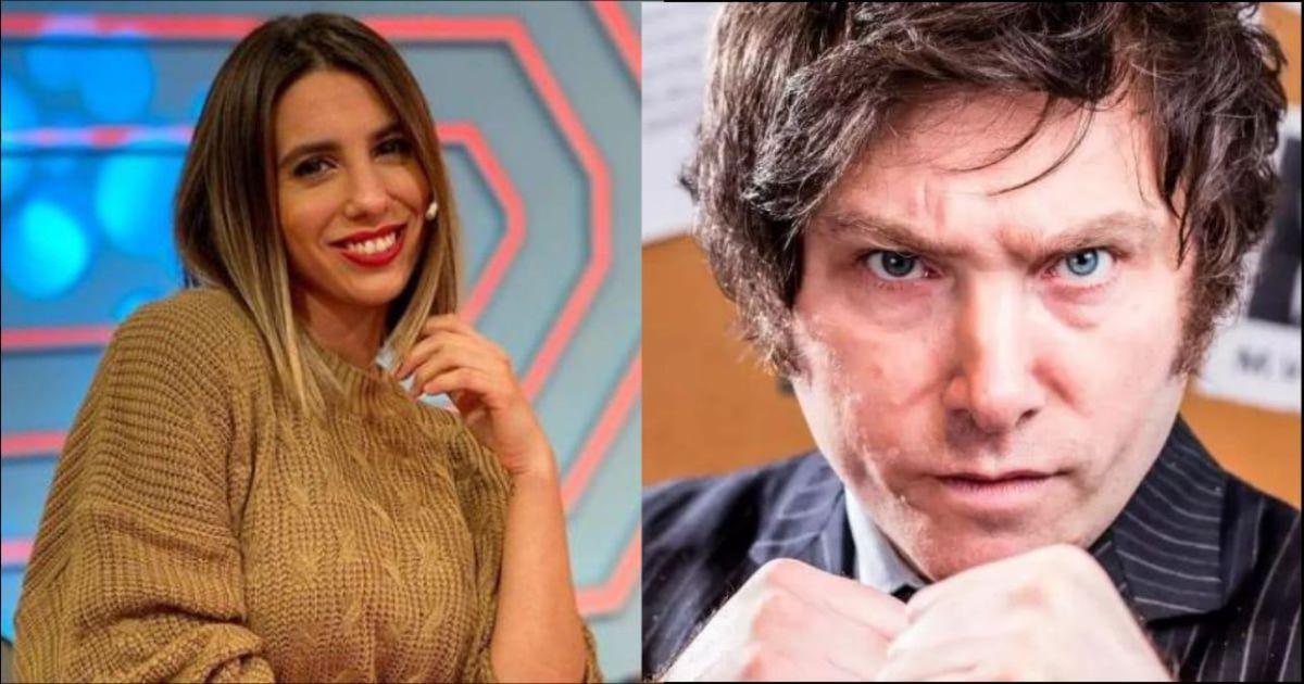 CInthia Fernández le contó a Pia Show que soño con el candidato Javier Milei ¿Qué dijo Ángel de Brito?