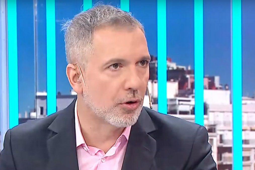 Pablo Duggan apuntó contra Yanina Latorre