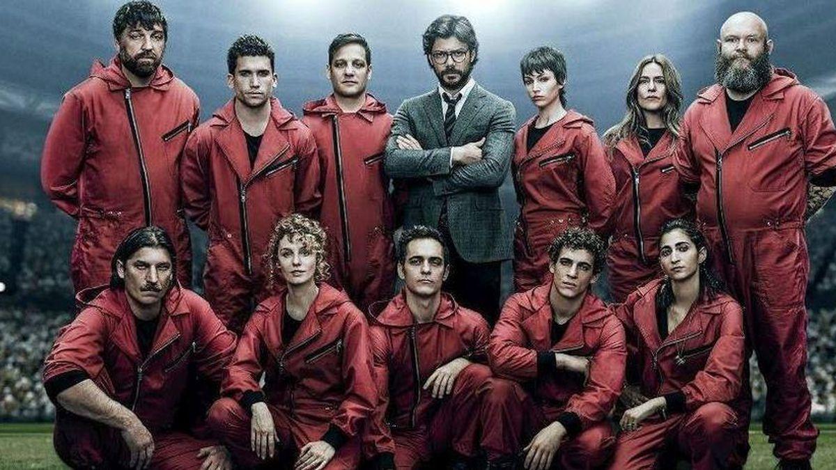 La Casa de Papel reanuda rodaje de la quinta temporada