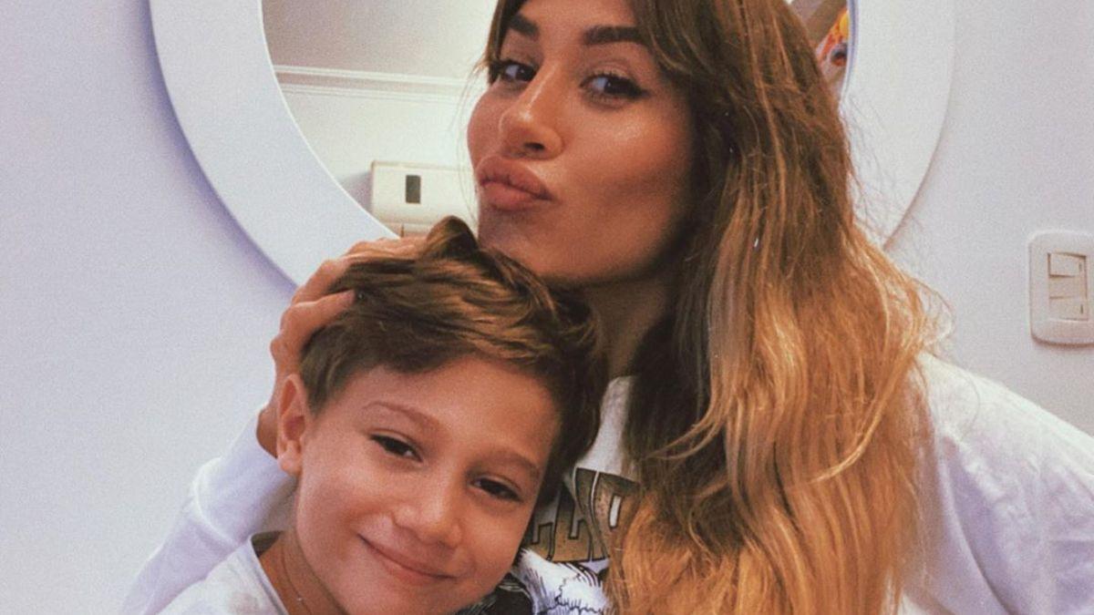 Jimena Barón se sinceró sobre los problemas que tiene con su hijo
