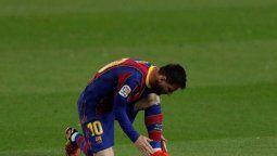 ¡Falta mucho! Lionel Messi no resolverá su futuro pronto