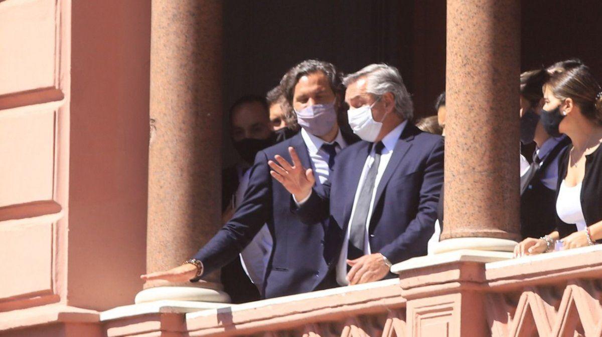 El funeral de Diego Maradona organizado por el gobierno terminó con desmanes y Alberto Fernández aseguró que la Policía de la Ciudad actuó de manera desmedida.