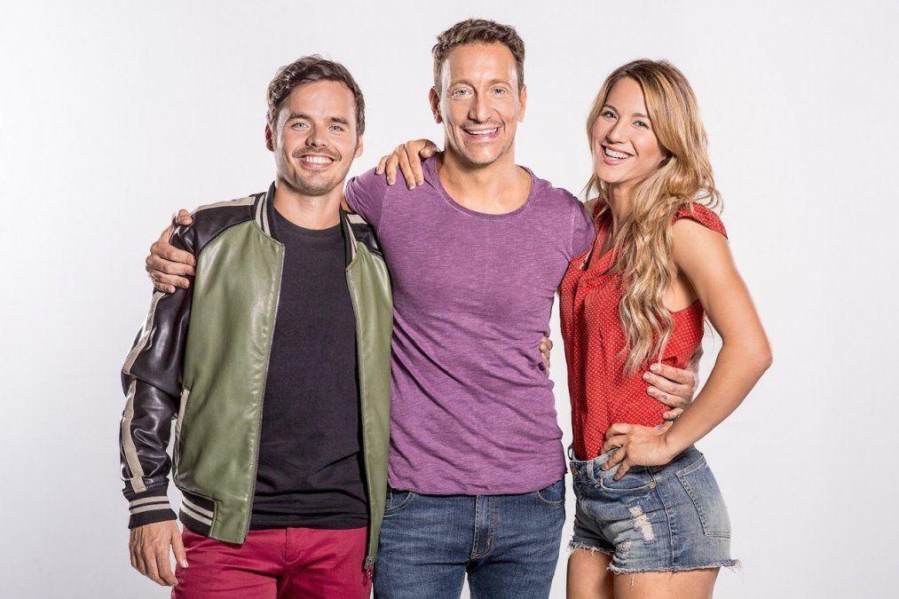 Nico Vázquez, Benjamín Rojas y Flor Vigna estrenan Una semana nada más.