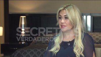 Verónica Ojeda habló de los embarazos que perdió de Maradona: Fue por culpa de Diego