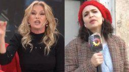 Yanina Latorre contra Julia Mengolini