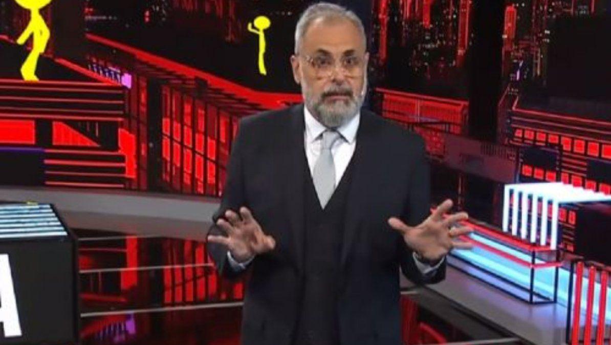 Jorge Rial enfrentó las críticas por el bajo rating de TV Nostra