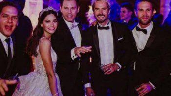 ¡Desastre! La boda de un actor mexicano dejó más de 100 casos de COVID-19