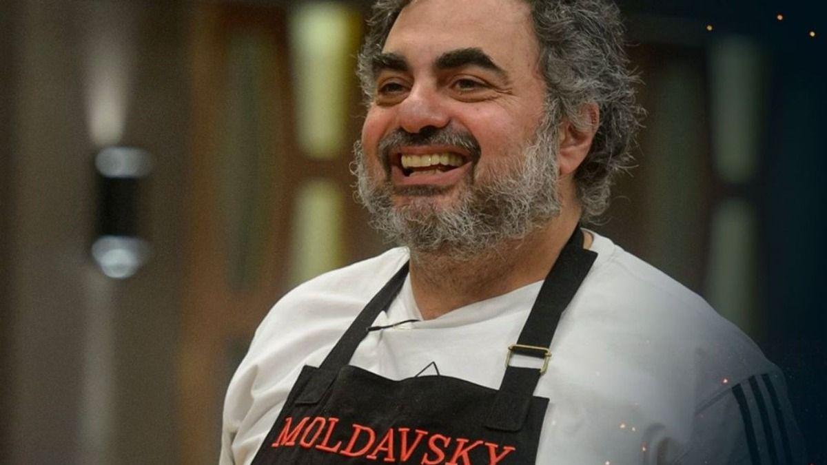 El humorista Roberto Moldavsky se cansó del destrato por parte del jurado de Masterchef Celebrity