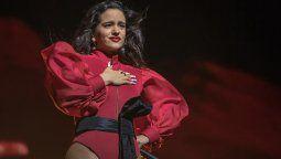 Rosalía, nominada como mejor artista del año en los premios Billboard