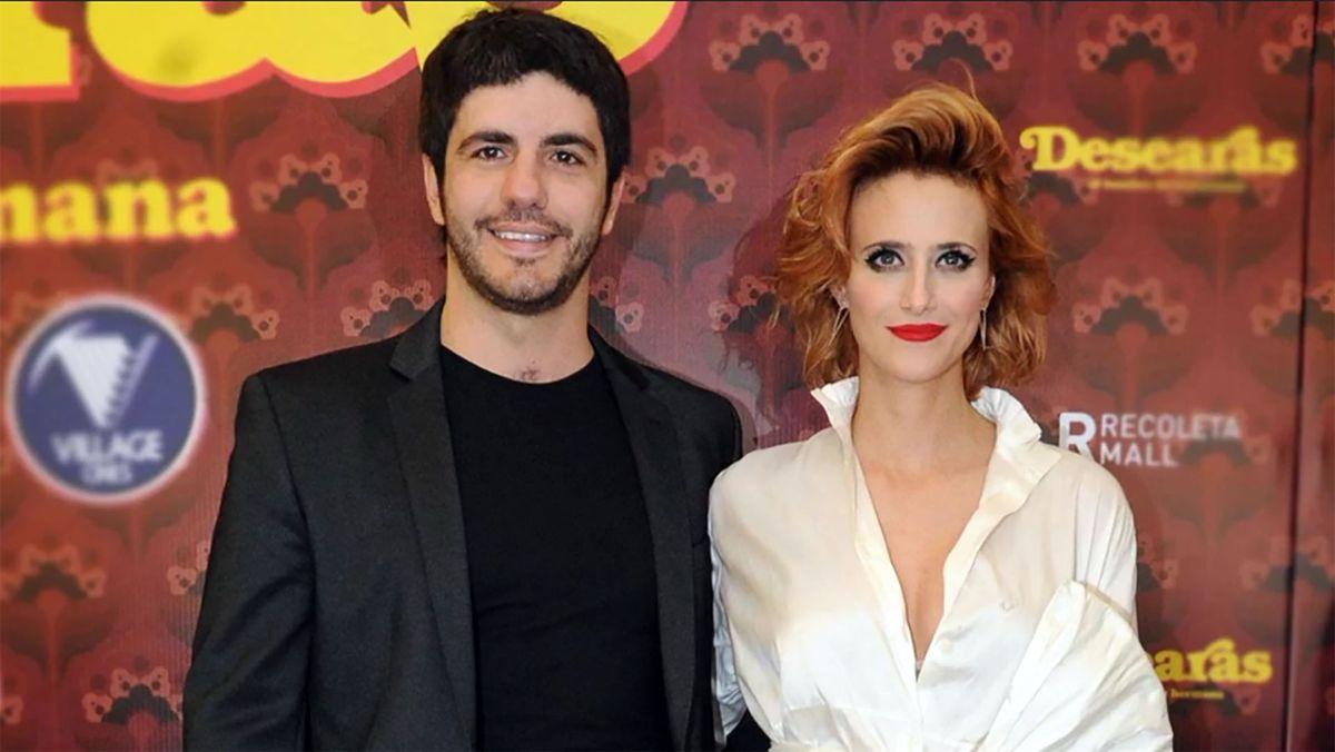 Mónica Antonópulos y Marco Antonio Caponi se casaron en secreto