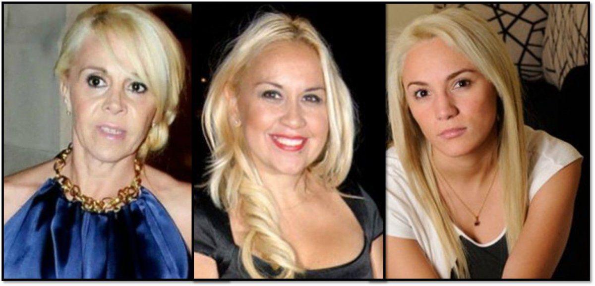 Claudia Villafañe habló de las mujeres de Maradona, Rocío Oliva y Verónica Ojeda